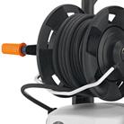 Enrouleur de câble avec aide à l'enroulement