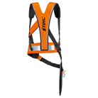 ADVANCE universal harness, orange