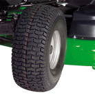 Turf care wheels