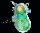 Reduced-emission engine technology