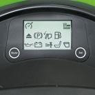 Ecran de contrôle LCD