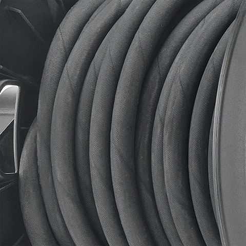 Высоконапорный шланг, армированный стальным полотн