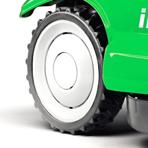 Протектор колёс с отличными тяговыми свойствами