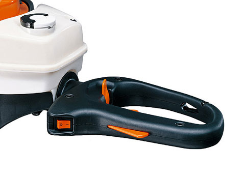 stihl hs45 hedge trimmer manual