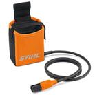 Pochette pour ceinture AP avec câble
