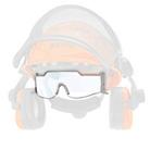 Integreerbare veiligheidsbril