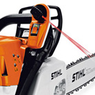 Holder 1141 for STIHL Laser 2-in-1