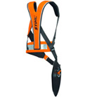 ADVANCE universal harness, fluorescent orange