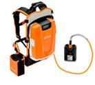AR 2000, batería de mochila