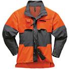 Защитная куртка ADVANCE, Антрацит-оранжевый
