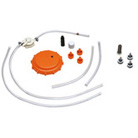 Pressure pump kit with ULV nozzles
