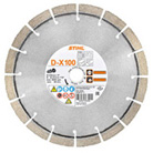 Diamond cutting wheel, universal, DX 100