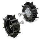 ARO 600 - Комплект метални колела