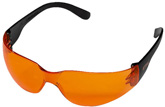 Schutzbrille Light - orange