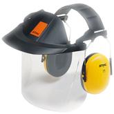 Gesichts-/Gehörschutz, kurz, Blendschutz