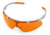 Schutzbrille SUPER FIT orange