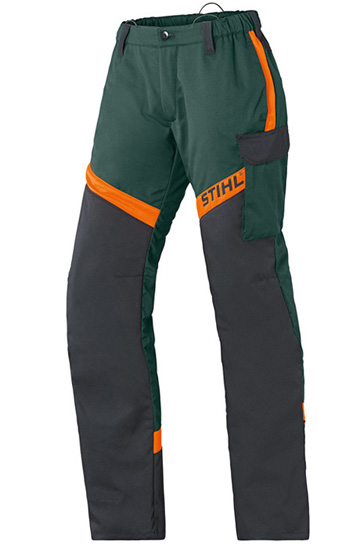 Work Pants - FS Protect - Black - XL