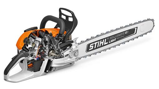 MS 500i Petrol Chainsaw - 50cm/20� ES Light Bar