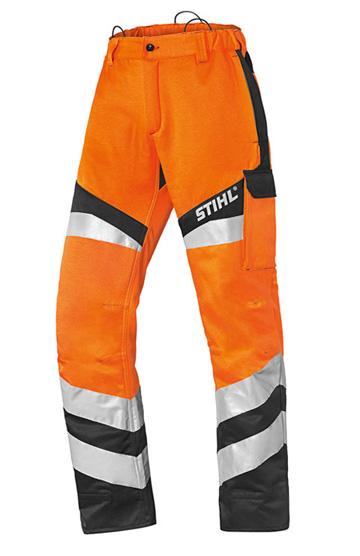 Work Pants - FS Protect - Hi Vis Orange - L
