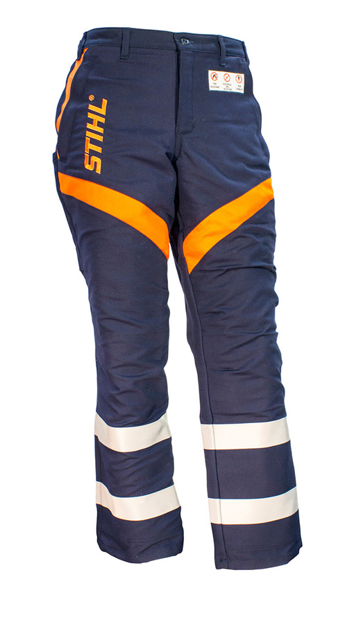 Protective Pants - Chainsaw - G&U - Navy - XL
