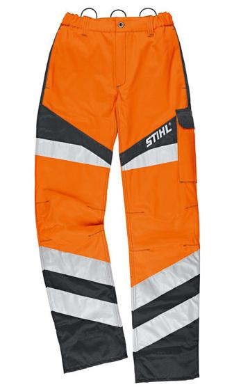 Work Pants - FS Protect - Hi Vis Orange - XL