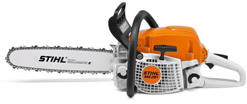 Petrol Chainsaw - MS 291- 45cm/18''