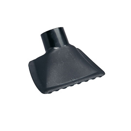 Coarse dirt nozzle