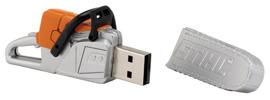 Motorsågs USB-minne