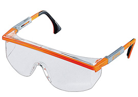 ASTROSPEC safety glasses - clear