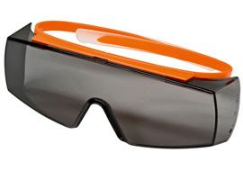 Veiligheidsbril SUPER OTG, getint