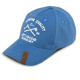 Бейзболна шапка, синя