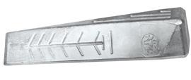 Fäll- und Spaltkeile aus Aluminium