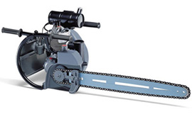 Historic chainsaw model, Type BLK