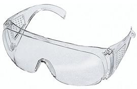 Захисні окуляри Standard - прозорі