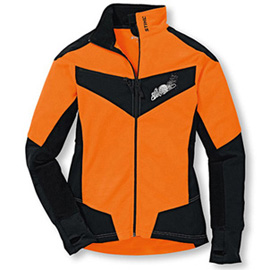 DYNAMIC, microfleece jacket