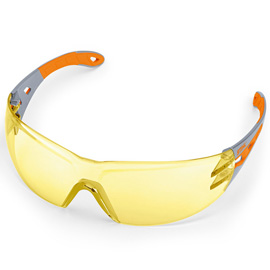 LIGHT PLUS Safety glasses, yellow