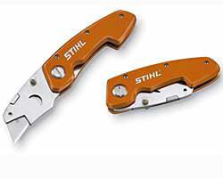 Метален макетен нож, сгъваем