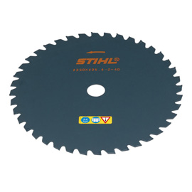 Grass cutting blade (40 teeth)