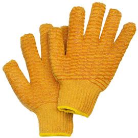 Strick-Handschuhe, Kunststoffgitter