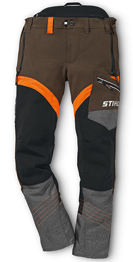 Pantalon de débroussaillage ADVANCE X-CLIMB