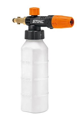 Foam nozzle, RE 88 – RE 163 PLUS