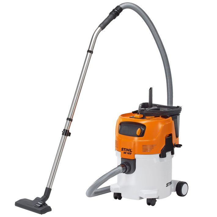Se 122 Stihl Se 122 Wet And Dry Vacuum Cleaner