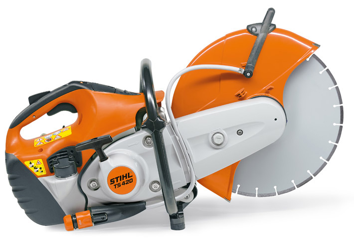 Ts 420 Stihl Ts 420 Cut Off Saw