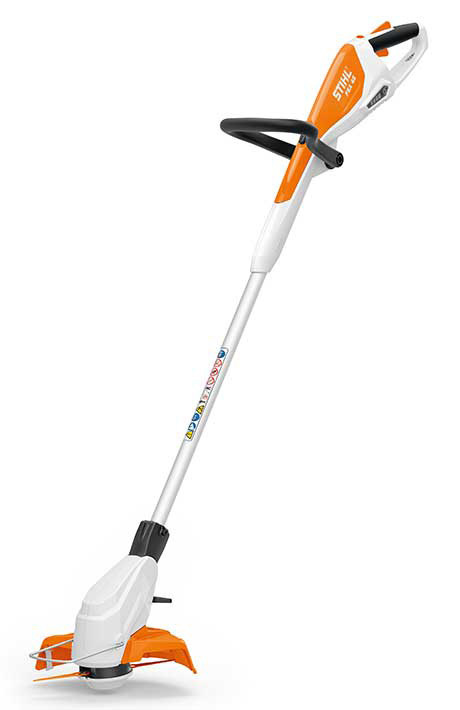 fsa 45 grass trimmer with integrated battery. Black Bedroom Furniture Sets. Home Design Ideas