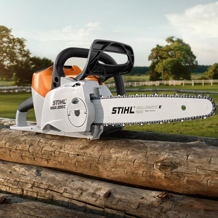 Msa c bq tool only powerful cordless chainsaw