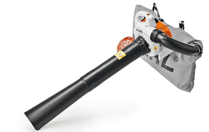 Sh 56 powerful vacuum shredder - Stihl sh 56 ...