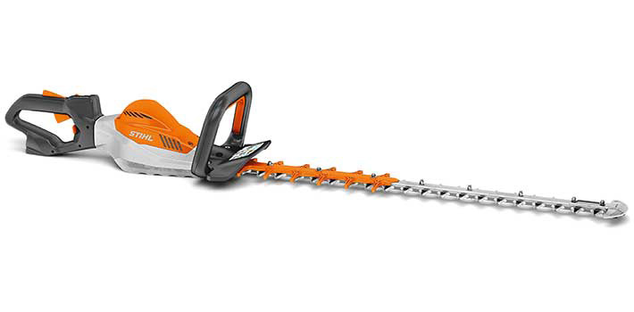 Hsa 94 r 75 cm taille haies batterie professionnel for Taille haie stihl a batterie