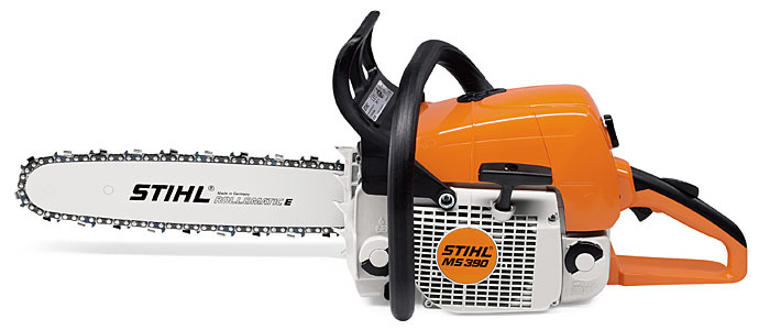 Stihl motorsav model ms 390