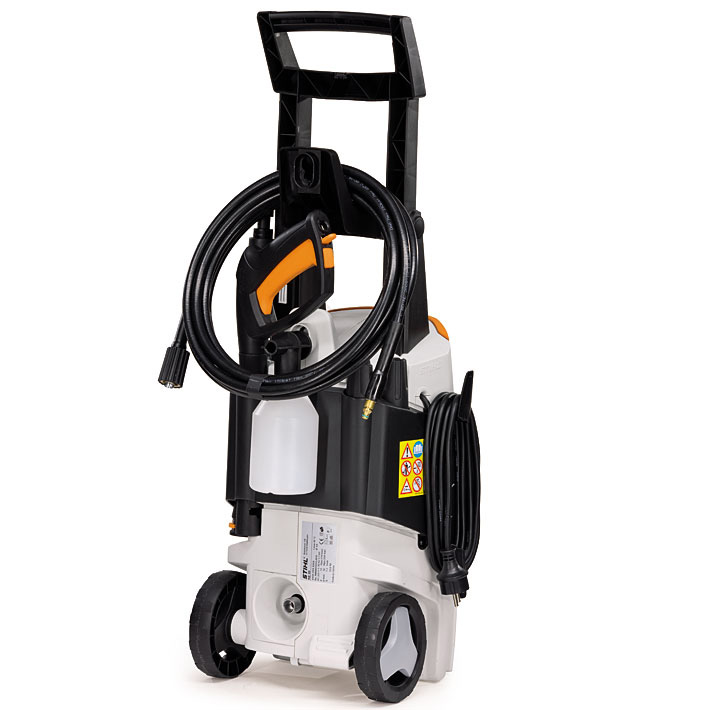 Re entry level cold water high pressure cleaner
