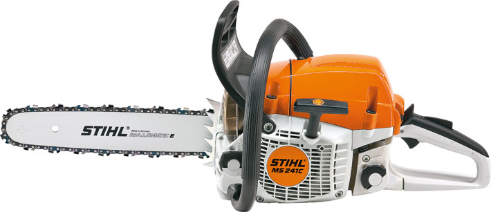 Ms 241 C M Vw Professional Chainsaw With Stihl M Tronic